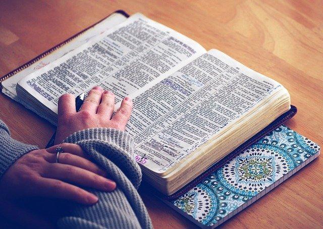 Biblia – arcydzieło literatury światowej